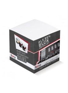 objet publicitaire - promenoch - Bloc Papier Notes  - Carnets et bloc-notes Personnalisés