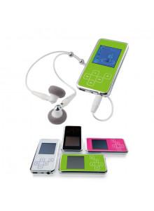 objet publicitaire - promenoch - Lecteur MP4 Fun  - Gadgets High-tech