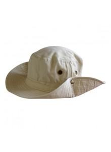 objet publicitaire - promenoch - Chapeau Safari personnalisable   - Chapeaux & Bob publicitaires
