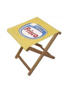 objet publicitaire - promenoch - Petite Chaise Pliante  - Chaise Transat