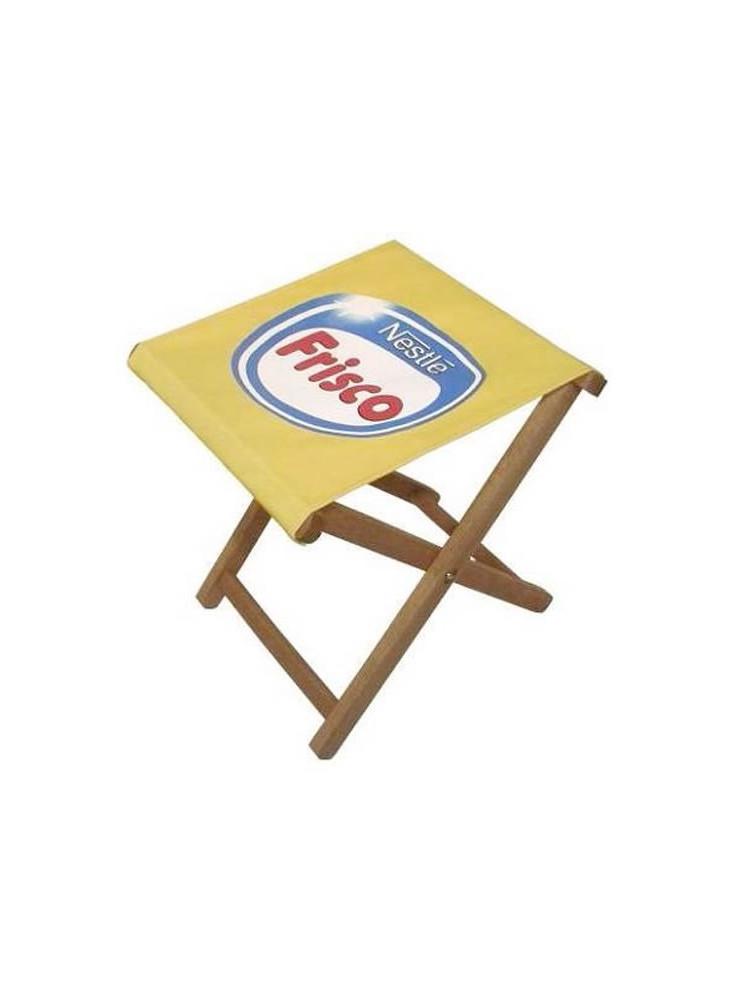 Petite Chaise Pliante  publicitaire
