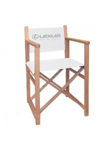 objet publicitaire - promenoch - Chaise en bois publicitaire  - Chaise Transat