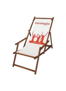 objet publicitaire - promenoch - Chaise Transat Nature  - Chaise Transat