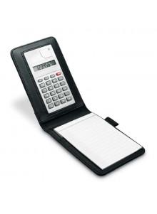 Porte bloc-note calculatrice publicitaire