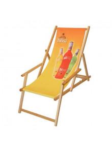 objet publicitaire - promenoch - Transat Accoudoirs  - Chaise Transat