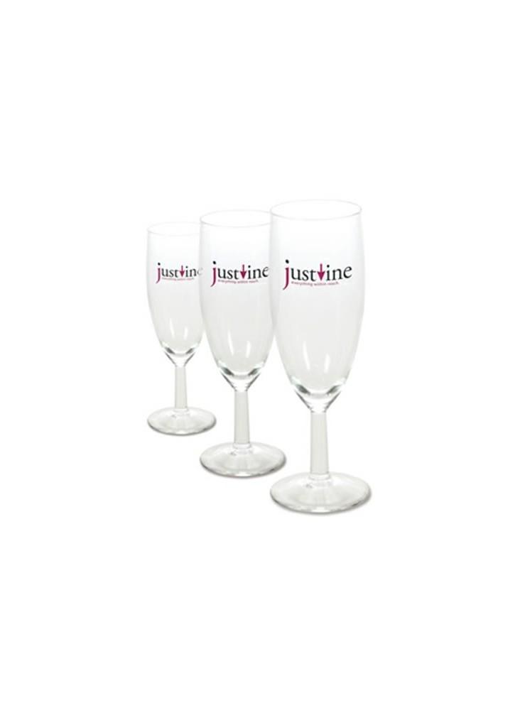 Flûte à Champagne personnalisable  publicitaire