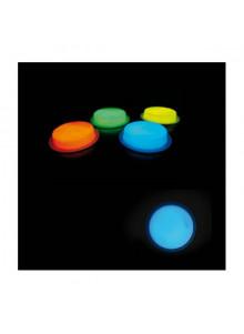 objet publicitaire - promenoch - Badge Lumineux  - Fête Soirée Evénementielle
