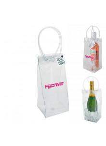 objet publicitaire - promenoch - Sac Rafraîchisseur Vin  - Accessoires Vin Sommelier