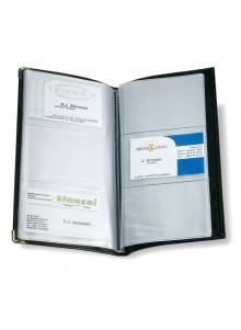 objet publicitaire - promenoch - Porte Cartes de Visite  - Accessoires Bureau