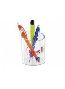 objet publicitaire - promenoch - Pot à Crayons Ice  - Pot à Crayons Personnalisé