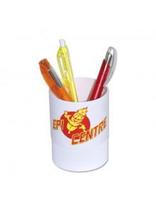 objet publicitaire - promenoch - Pot à Crayons H2O  - Pot à Crayons Personnalisé