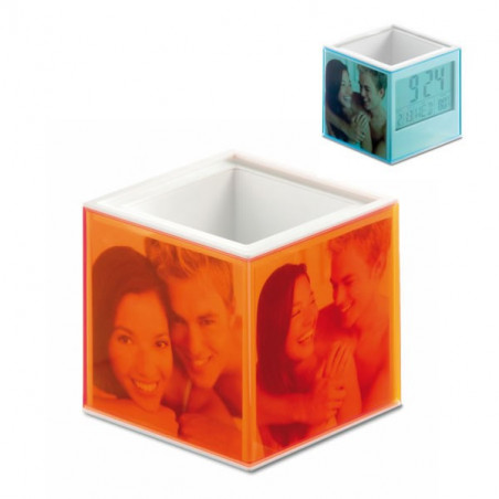 Pot à Crayons Cube