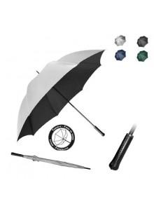 objet publicitaire - promenoch - Parapluie Carbone Publicitaire  - Parapluie manche droit