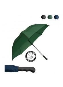 objet publicitaire - promenoch - Parapluie Windluxe  - Parapluie manche droit