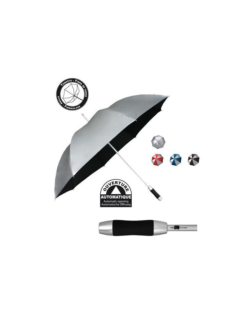 Parapluie Millenium Silver  publicitaire