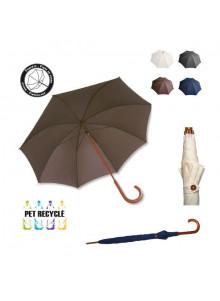 objet publicitaire - promenoch - Parapluie City Planet Publicitaire  - Parapluie manche à canne