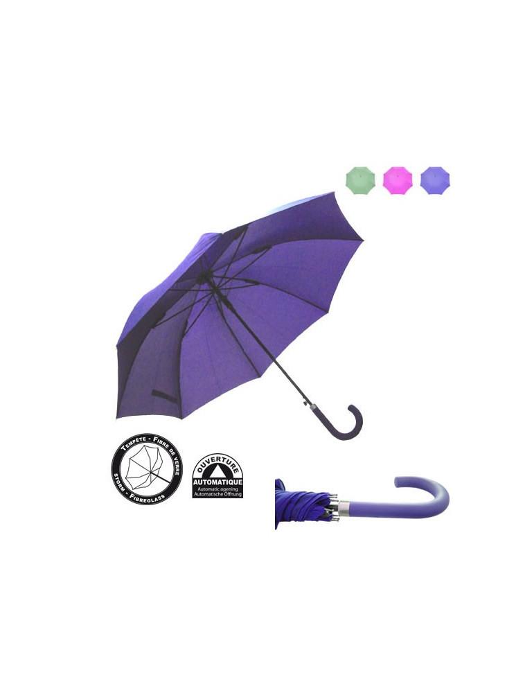 Parapluie coloré personnalisable  publicitaire