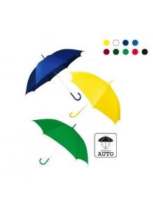 objet publicitaire - promenoch - Parapluie Basic Publicitaire  - Parapluie manche à canne