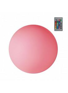 objet publicitaire - promenoch - Boule LED 30 cm  - Lampe Personnalisée