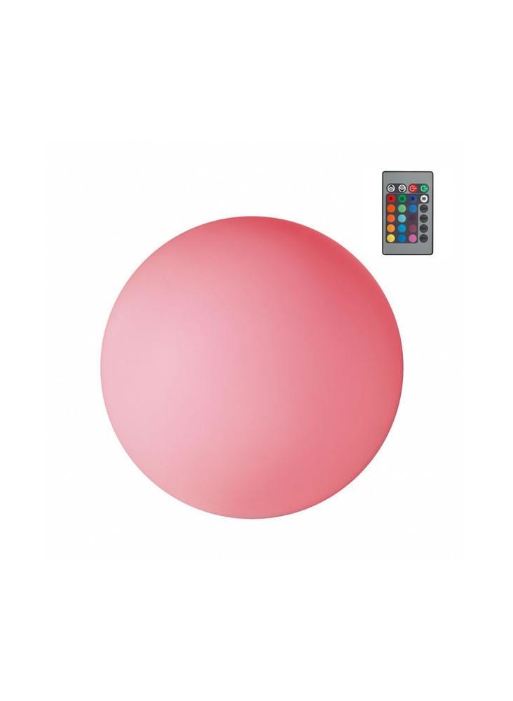 Boule LED 30 cm  publicitaire