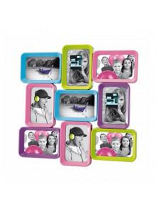 objet publicitaire - promenoch - Cadre Photos Dream  - Cadre photo Personnalisé