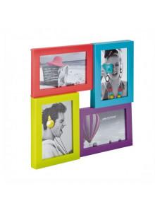 objet publicitaire - promenoch - Cadre Photos Color  - Cadre photo Personnalisé