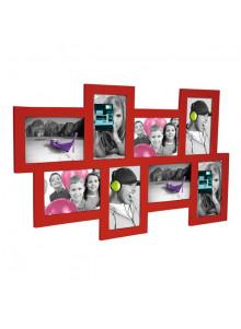 objet publicitaire - promenoch - Cadre 8 Photos  - Cadre photo Personnalisé