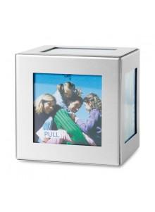 objet publicitaire - promenoch - Cadre Photo Cube  - Cadre photo Personnalisé
