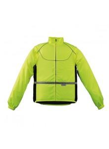 objet publicitaire - promenoch - Veste Cycliste Haute Visibilité  - Vêtement Haute Visibilité