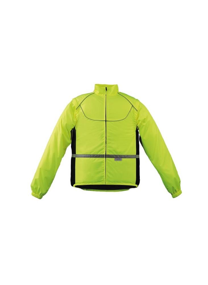 Veste Cycliste Haute Visibilité  publicitaire