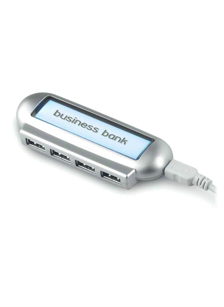 objet publicitaire - promenoch - Hub USB  - objets connectés publicitaire