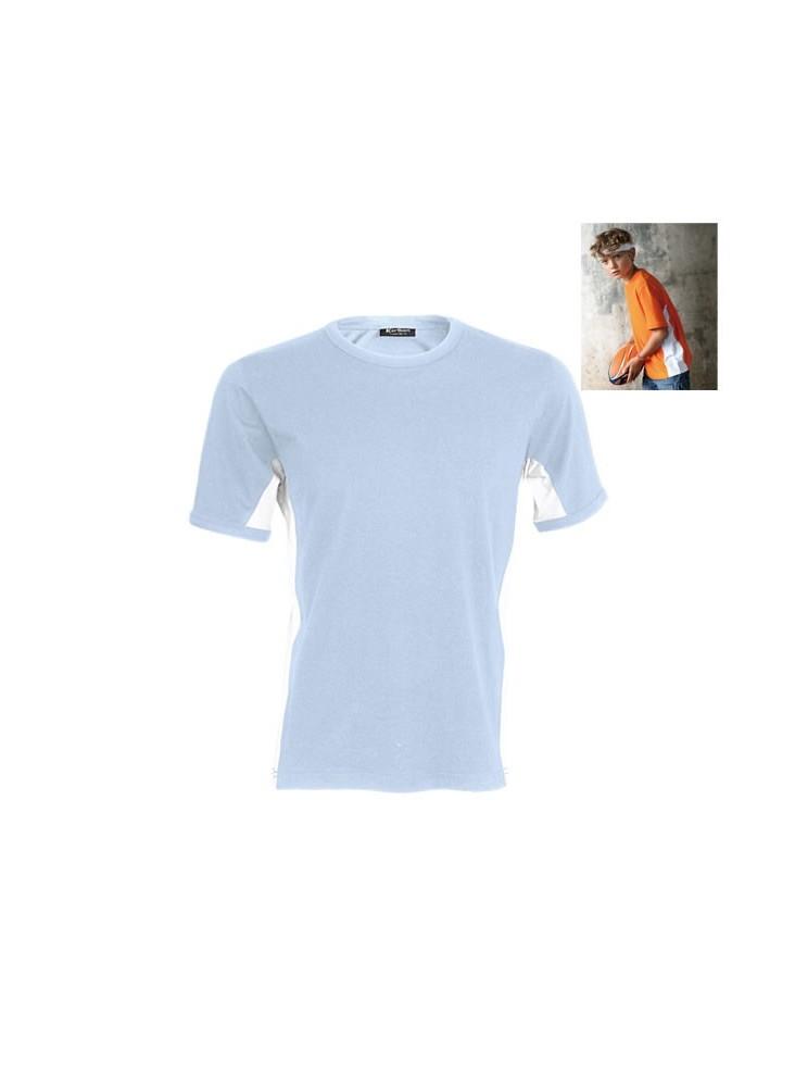 Tee-Shirt Bicolore Kariban  publicitaire