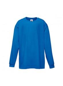 objet publicitaire - promenoch - Tee-Shirt Enfant Manches Longues  - Tee-shirts Enfants
