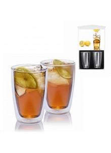 2 Verres à thé personnalisable