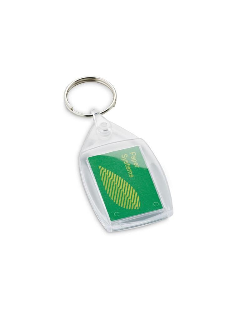 Porte-clés Plastique  publicitaire