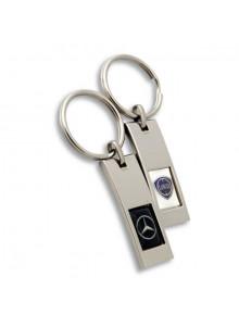 objet publicitaire - promenoch - Porte-clés Luxy  - Porte-clés Publicitaire