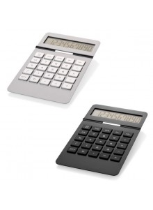 objet publicitaire - promenoch - Calculatrice de bureau  - Calculatrices