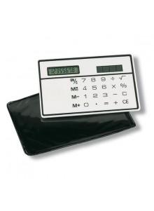 objet publicitaire - promenoch - Calculatrice de poche solaire  - Calculatrices