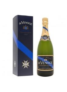 objet publicitaire - promenoch - Champagne de Venoge Cordon Bleu Brut Select  - Champagne Coffret