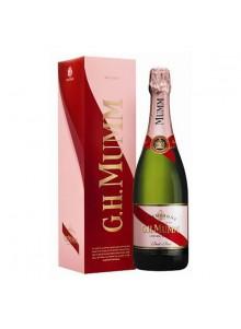 objet publicitaire - promenoch - Champagne Mumm Cordon Rouge Brut Rosé  - Champagne Coffret