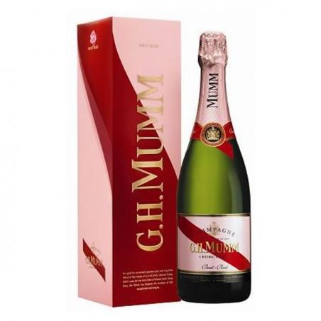Champagne Mumm Cordon Rouge Brut Rosé