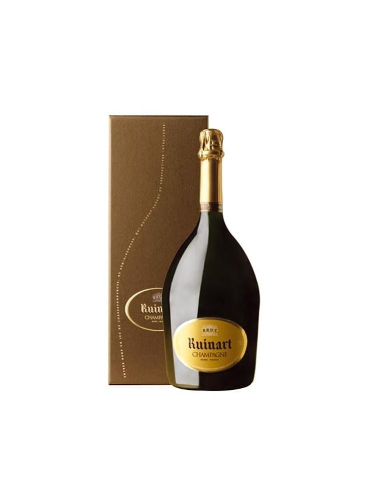 Champagne Ruinart Brut Blanc  publicitaire