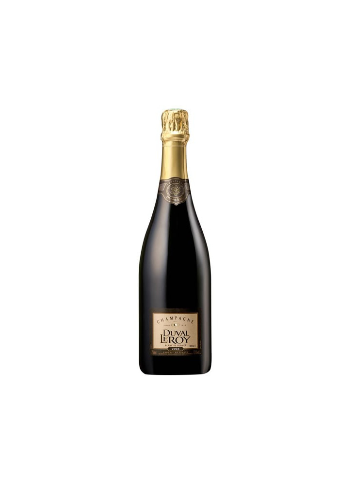 Champagne Duval Leroy Millésime 2004  publicitaire
