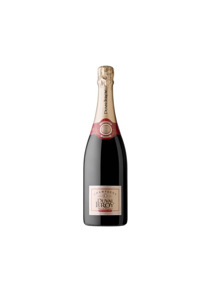 Champagne Duval Leroy Brut 1er Cru  publicitaire