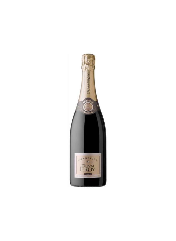 Champagne Duval Leroy Brut  publicitaire