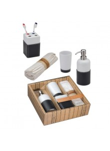 objet publicitaire - promenoch - Coffret Accessoires Bain  - Coffret Cadeau Beauté
