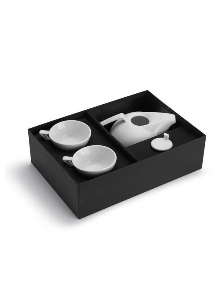 objet publicitaire - promenoch - Set à thé  - Mugs - Sets à café ou thé