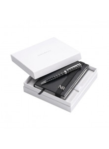 objet publicitaire - promenoch - Carnet de notes & Stylo Nina Ricci  - Cadeaux d'entreprises