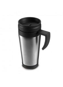 objet publicitaire - promenoch - Mug Isotherme 0,42 l  - Thermos Personnalisé