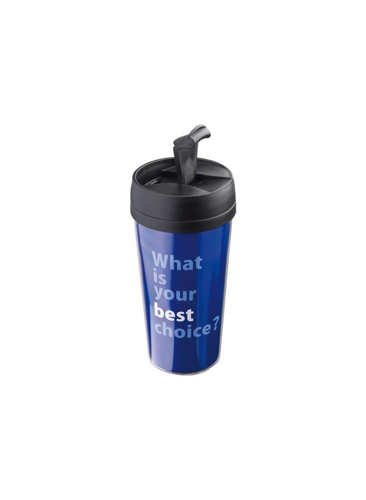 Mug Isotherme Freeze 420 ml  publicitaire